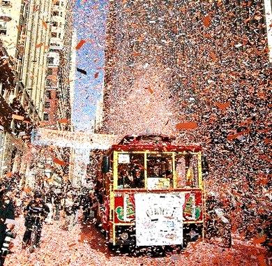 2014ワールドチャンピオンSFG優勝パレード