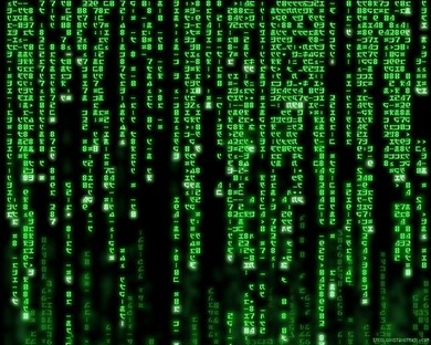 Matrix image