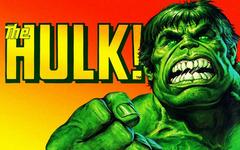 まさにステロイダーそのものの超人ハルク