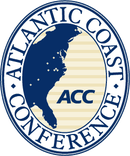 Atlantic Coast Conferenceのロゴ