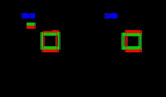 ルールブックのストライクゾーンと実際に計測されたゾーンの差