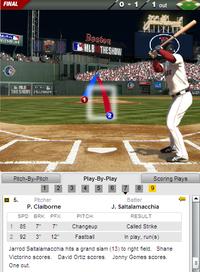 2013年9月13日 7回裏 サルタラマキア満塁ホームラン