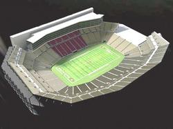 サンフランシスコ49ersの新スタジアム完成予想図2