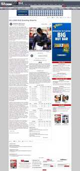 2009スカウティングレポート SI.com