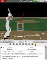 2009年9月18日代打スウィニー2塁打