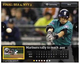 2011年5月27日 MLBトップページ