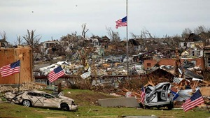 2011年アメリカの竜巻被害