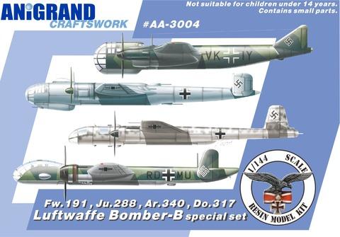 AA3004 Bomber-B boxtop