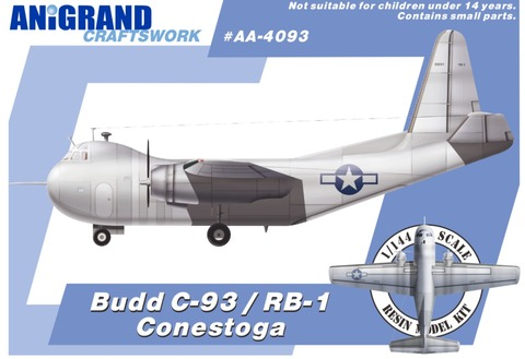 AA4093 C-93 boxtop