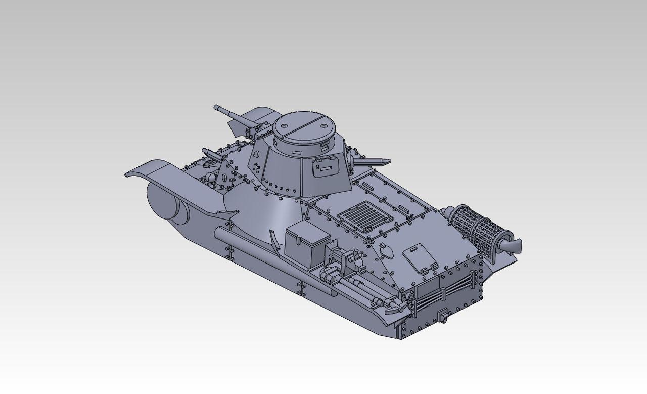 九五式軽戦車の画像 p1_35
