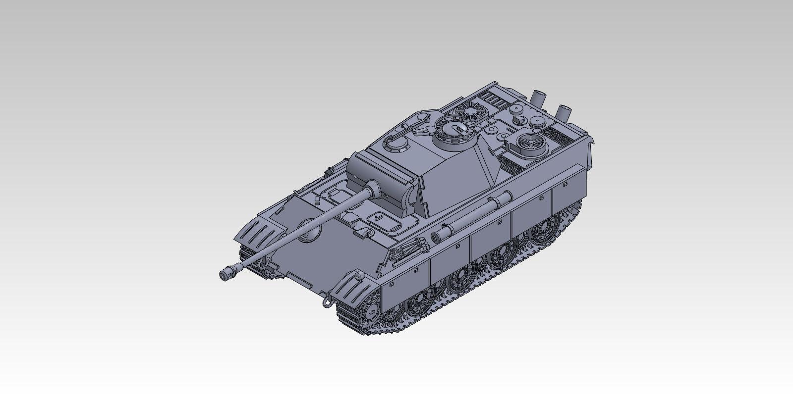 V号戦車パンターの画像 p1_33