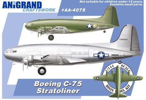 AA4075 C-75 boxtop