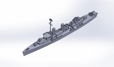 フレッチャー級後期型_1