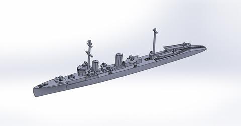 第三十八号哨戒特務艇