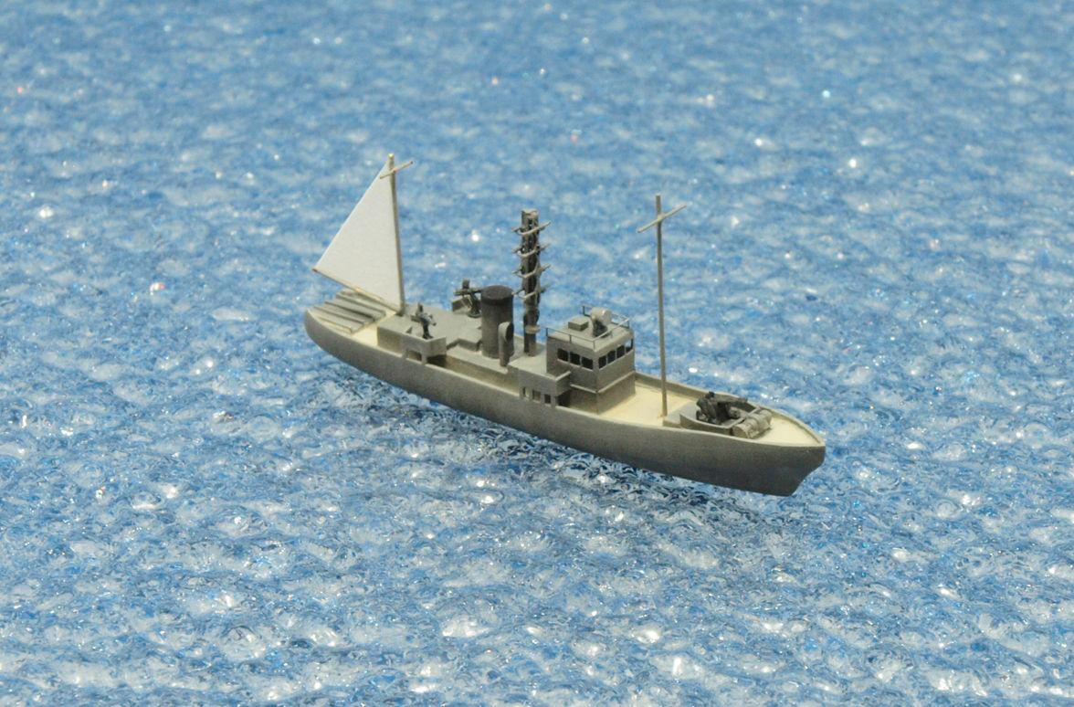 第一号哨戒特務艇