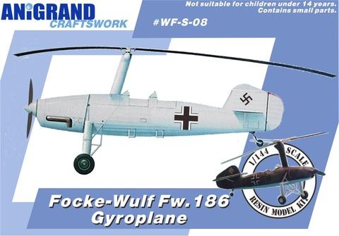 WF-S-08 Fw-186