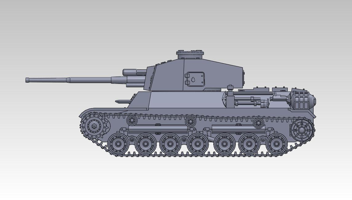 四式中戦車の画像 p1_31