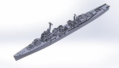 冬月型駆逐艦_4
