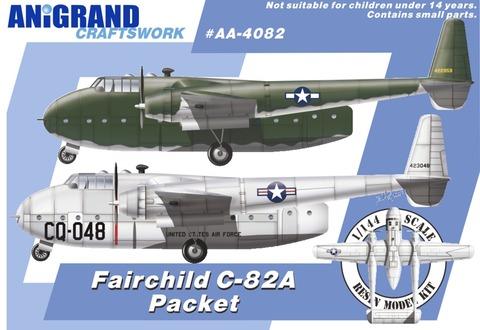 AA4082FairchildC-82Aboxtop