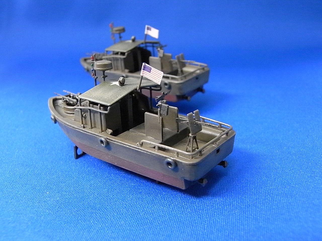 米海軍 河川哨戒艇PBR31 Mk.II ピバー(夕凪原型製作記53) : DAMEYA ...