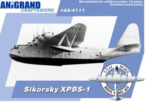 AA4111 Sikorsky XPBS-1 boxtop
