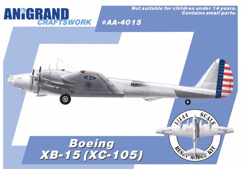 AA4015 XB-15 boxtop