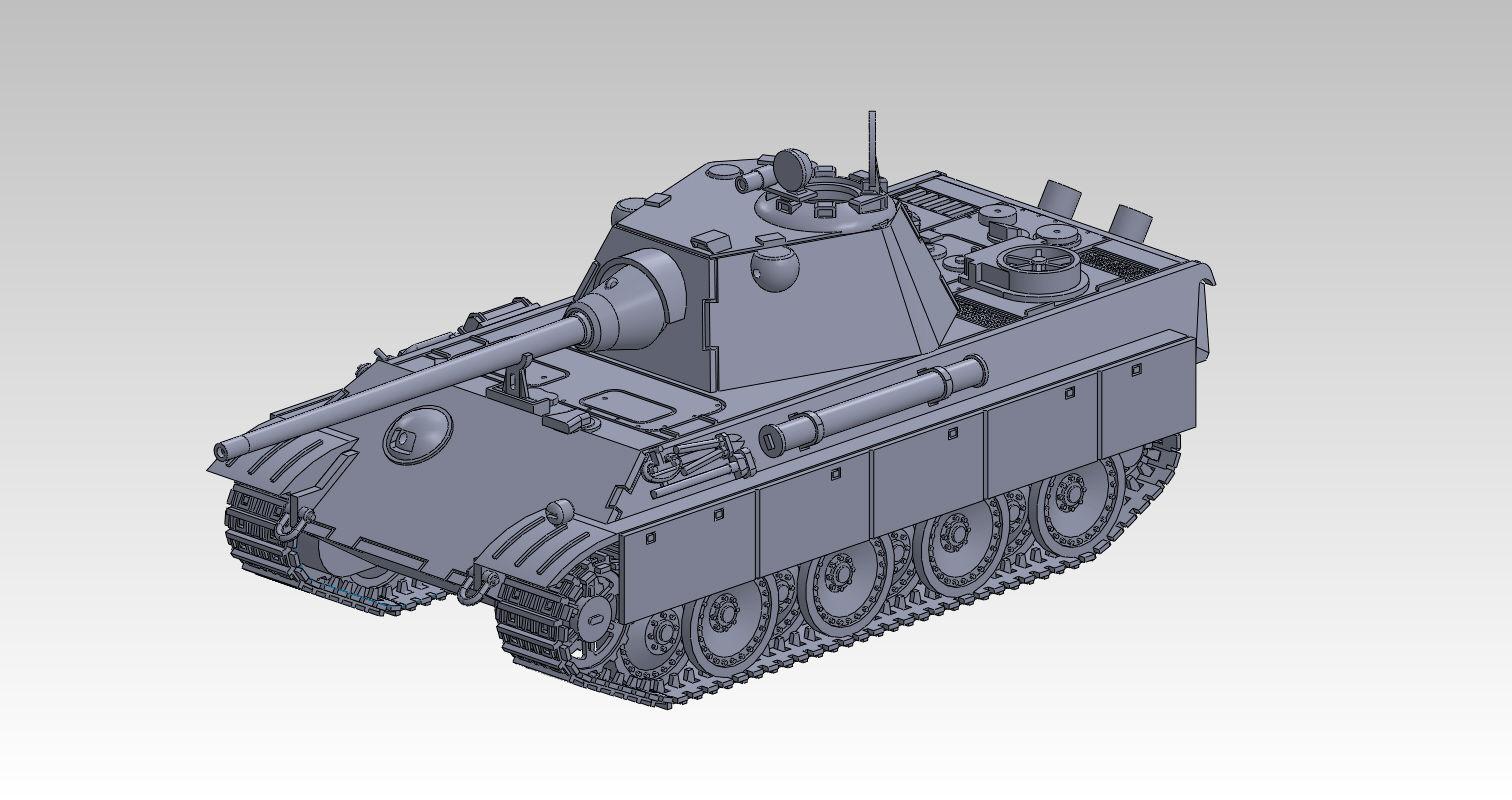 V号戦車パンターの画像 p1_32