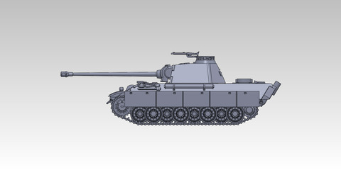 V号戦車パンターの画像 p1_7