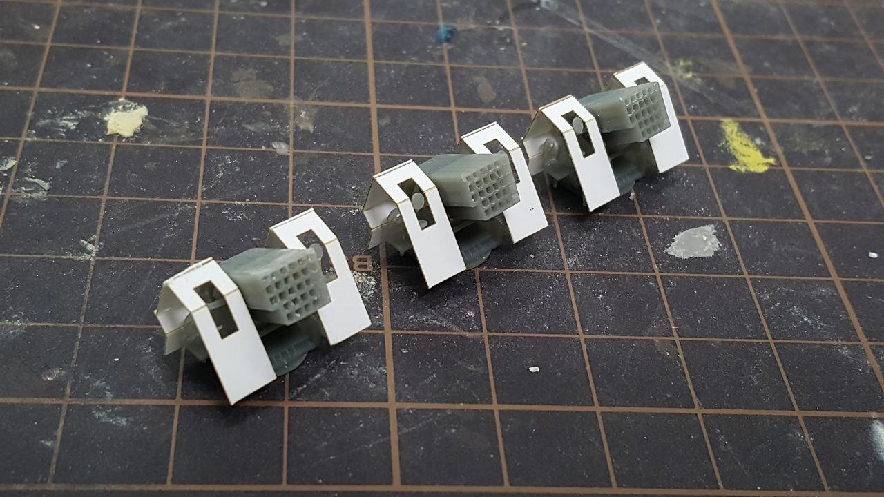 十二糎二八連装噴進砲