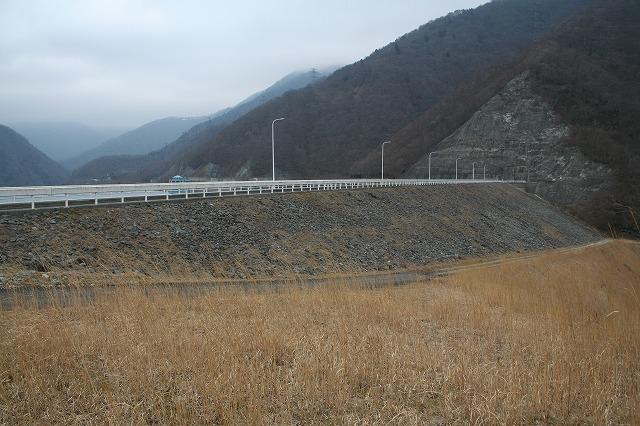 深山ダム1