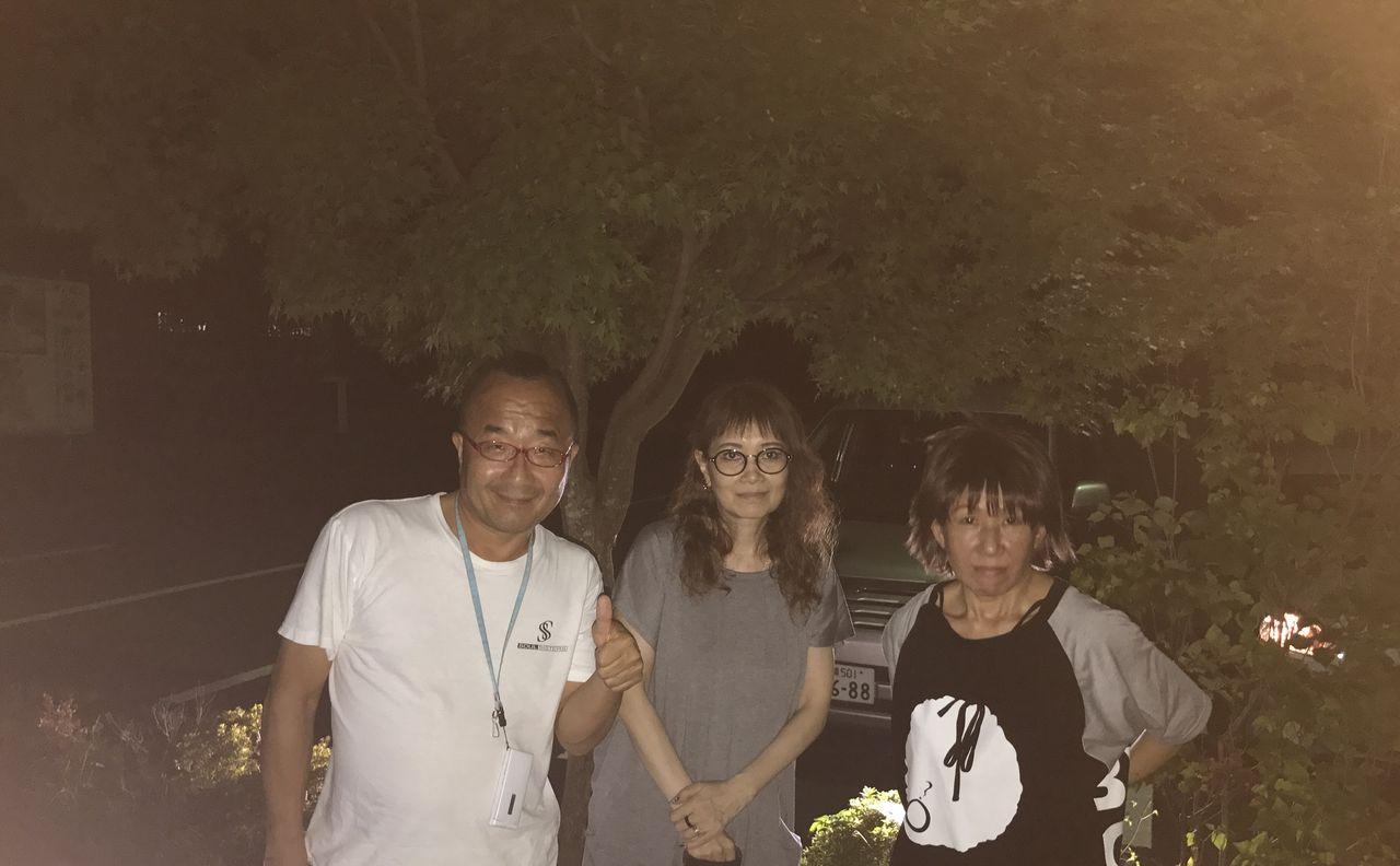 2018年7月17日宮ヶ瀬ダムの捨て猫引き取りに