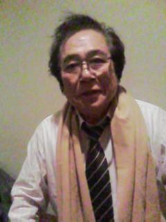 穂積さんと 穂積隆信さんと : 市川ヒロシの夢を 信じて! BGM 「東京ディスコナイト」 by