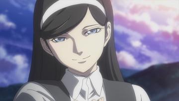 黒髪ロングの女神