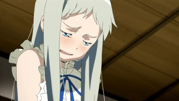めんま号泣(´;ω;`)