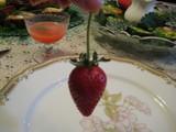 写真1:イチゴ