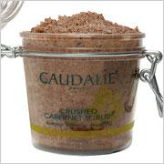 caudalie crushed cabernet scrub