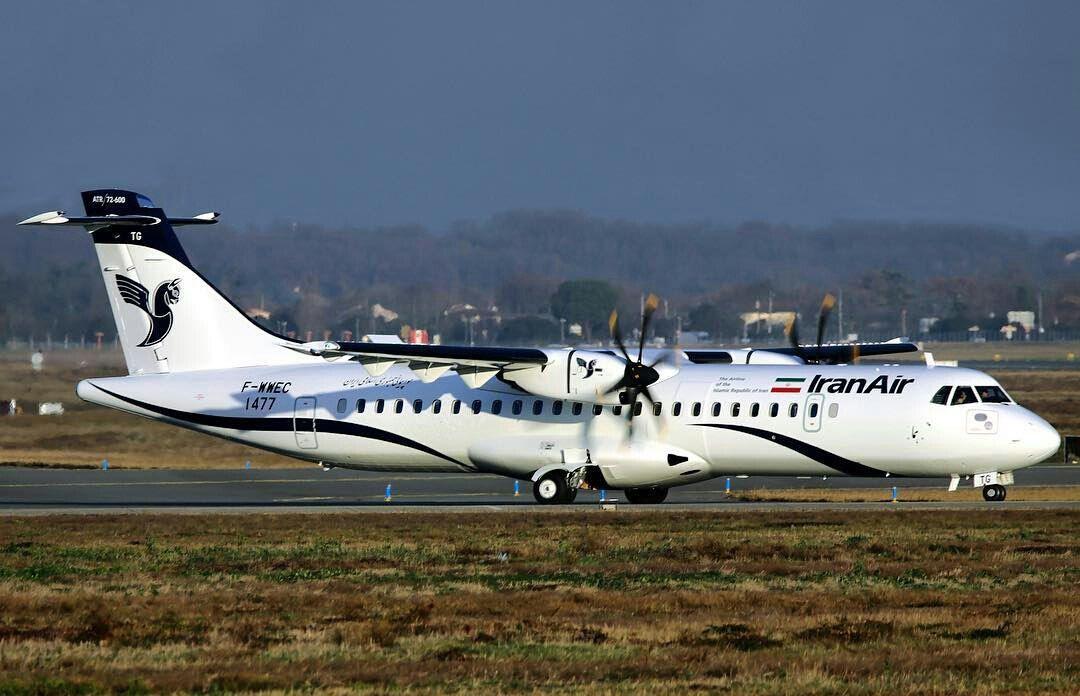 ATRのプロペラ機、イランへ続々...