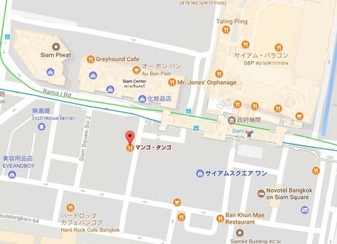 マンゴタンゴGoogle Map