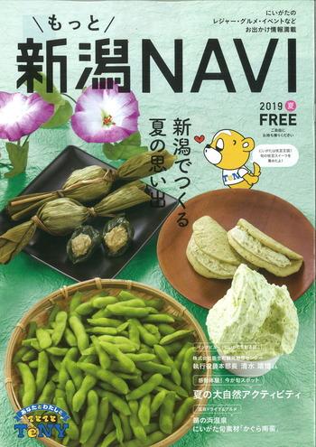 新潟NAVI2019.7