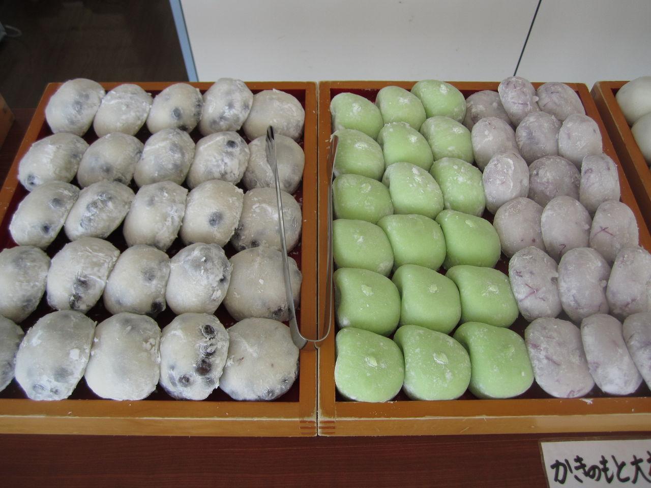 越後新潟★笹だんご屋店主の日記:みなと工房和菓子バイキング ...