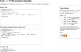 encode-entities