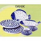 ダンスク アラベスク プレート 皿