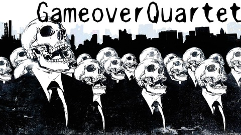 gameoverquartet