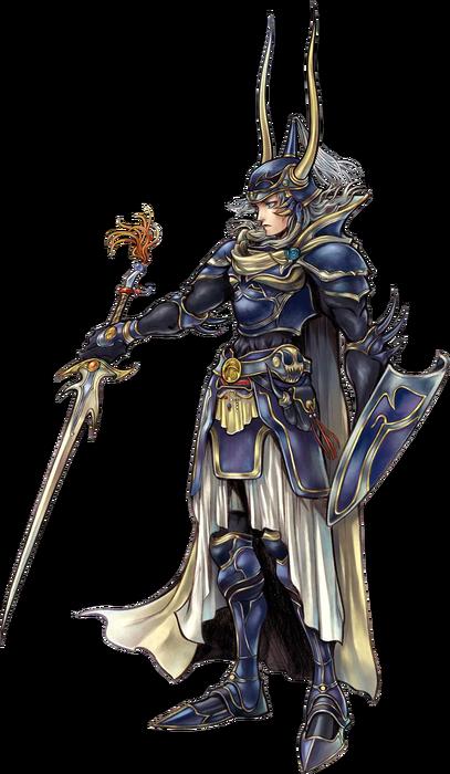 Dissidia_Warrior_of_Light