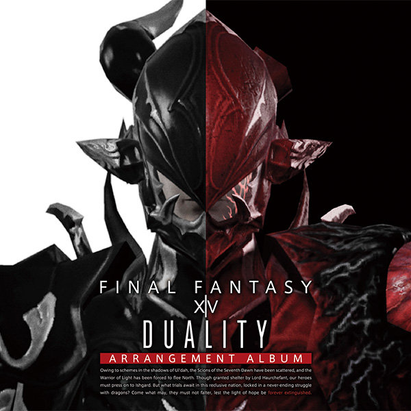 FINAL FANTASY XIV : Duality ~ Arrangement Album ~