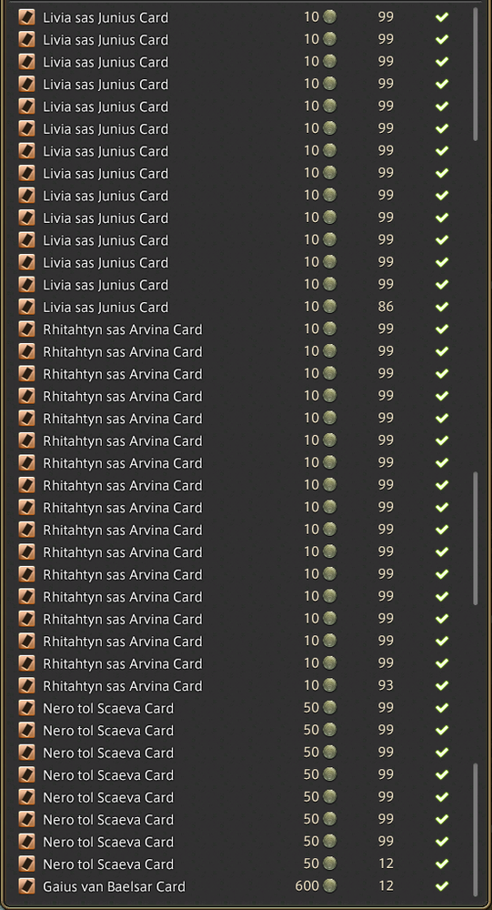 Card vendor - Imgur