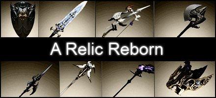 FFXIV-ARR-A-Relic-Reborn-Relic-Weapon