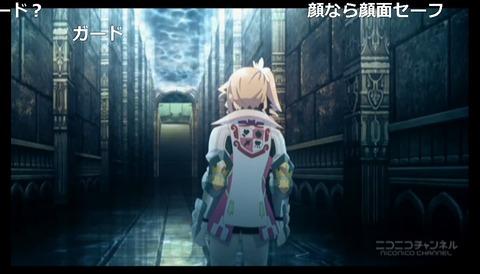 「テイルズ オブ ゼスティリア ザ クロス」2話8