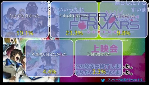 「テラフォーマーズ リベンジ」8話23