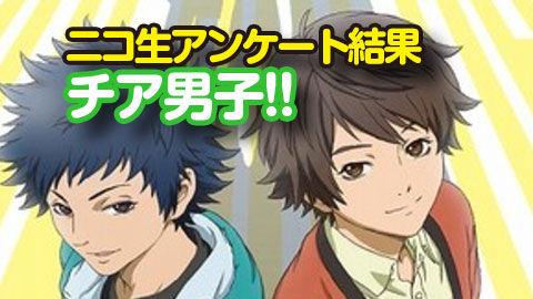 【チア男子!!】1話 ニコ生アンケ とても良かった74.3%「幕が上がる」